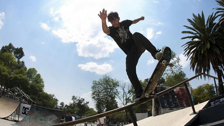 スケートボードのオリンピック種目採用:アンチ・スポーツな若者たちの行き場はどうなる?