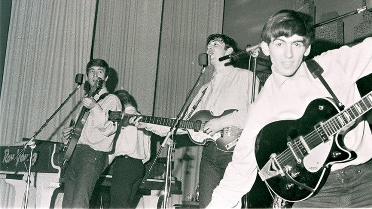 ビートルズパブバンド時代のレア音源その魅力とは