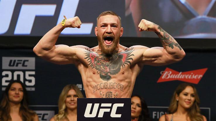 元UFC王者コナー・マクレガー、...