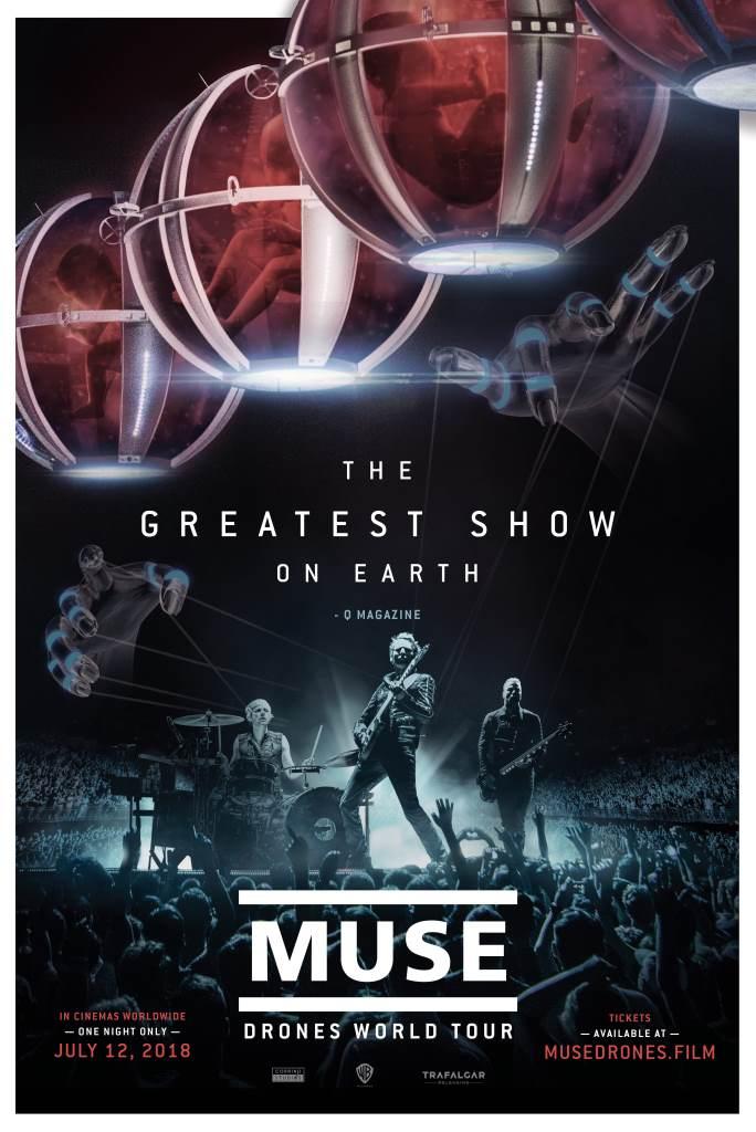 『MUSE DRONES WORLD TOUR』