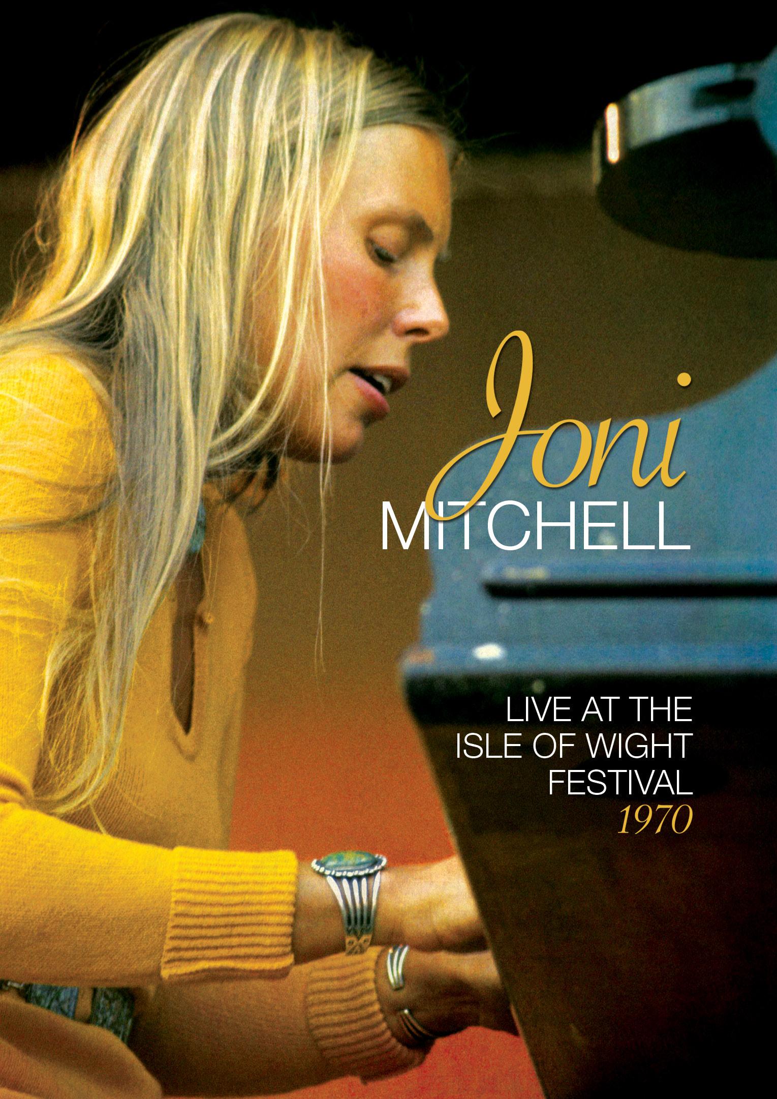 ジョニ・ミッチェル / ワイト島のジョニ・ミッチェル 1970