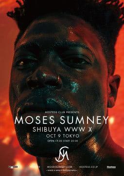 Hostess Club Presents Moses Sumney