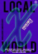 "WWW & WWW X Anniversaries ""Local X World Errorsmith"""