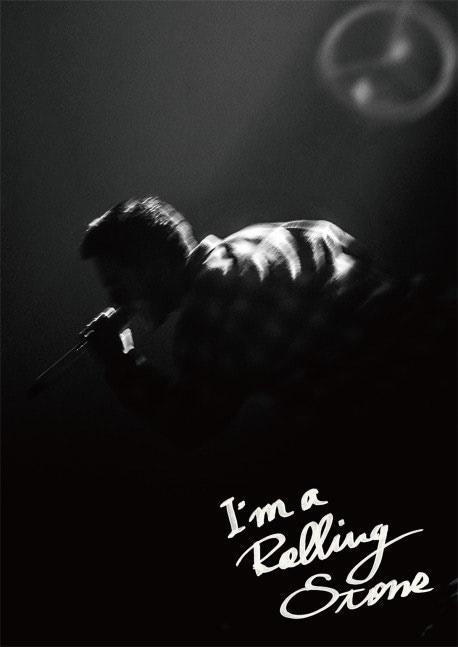 Photo Book 『I'm a Rolling Stone』表紙