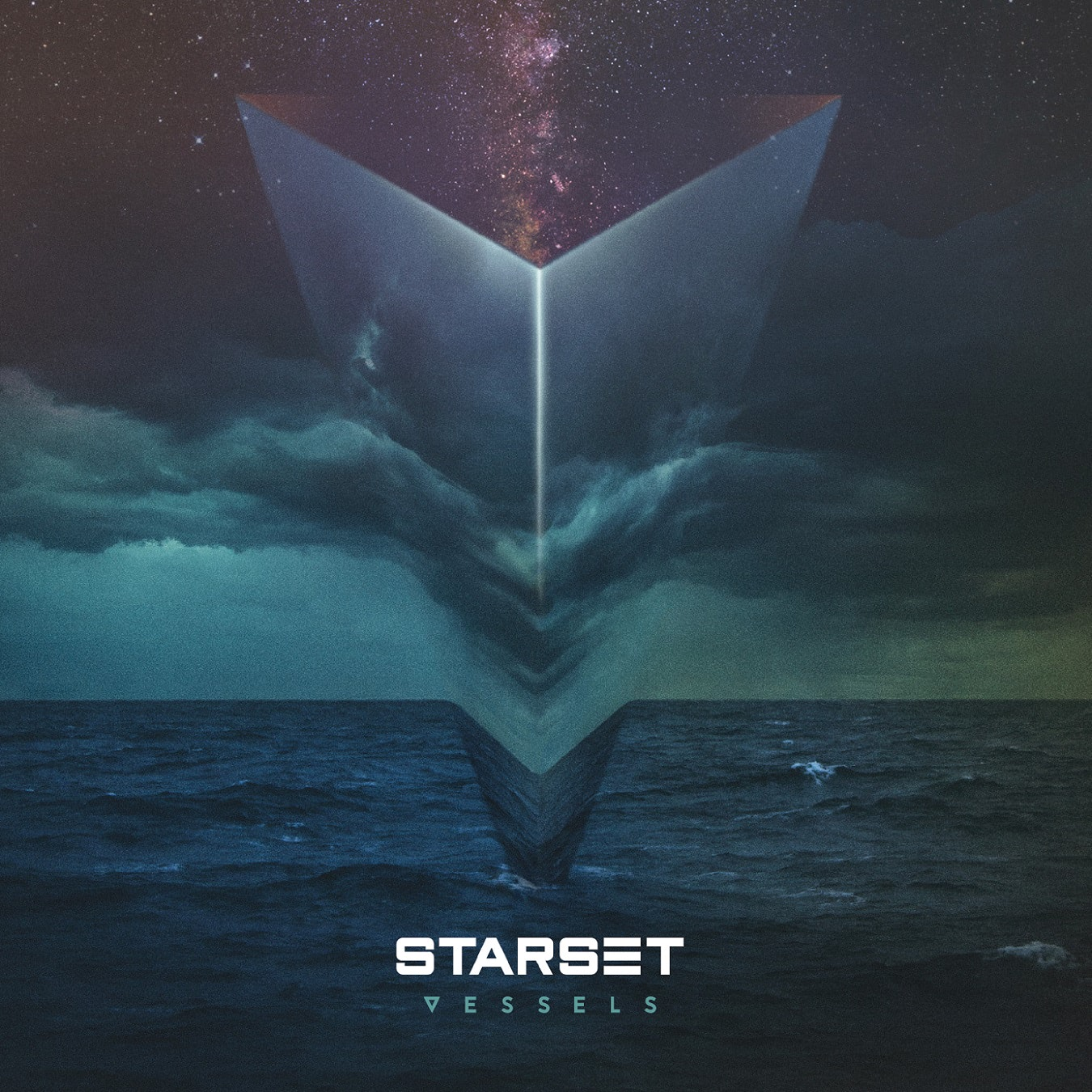 STARSET『Vessels』