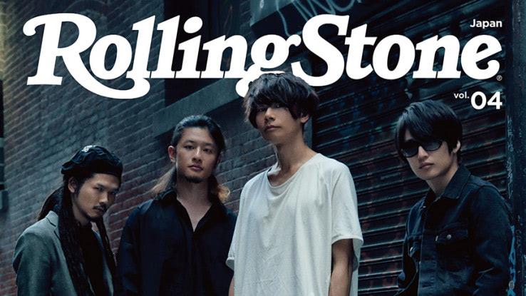 次号Rolling Stone Japanで[ALEX...