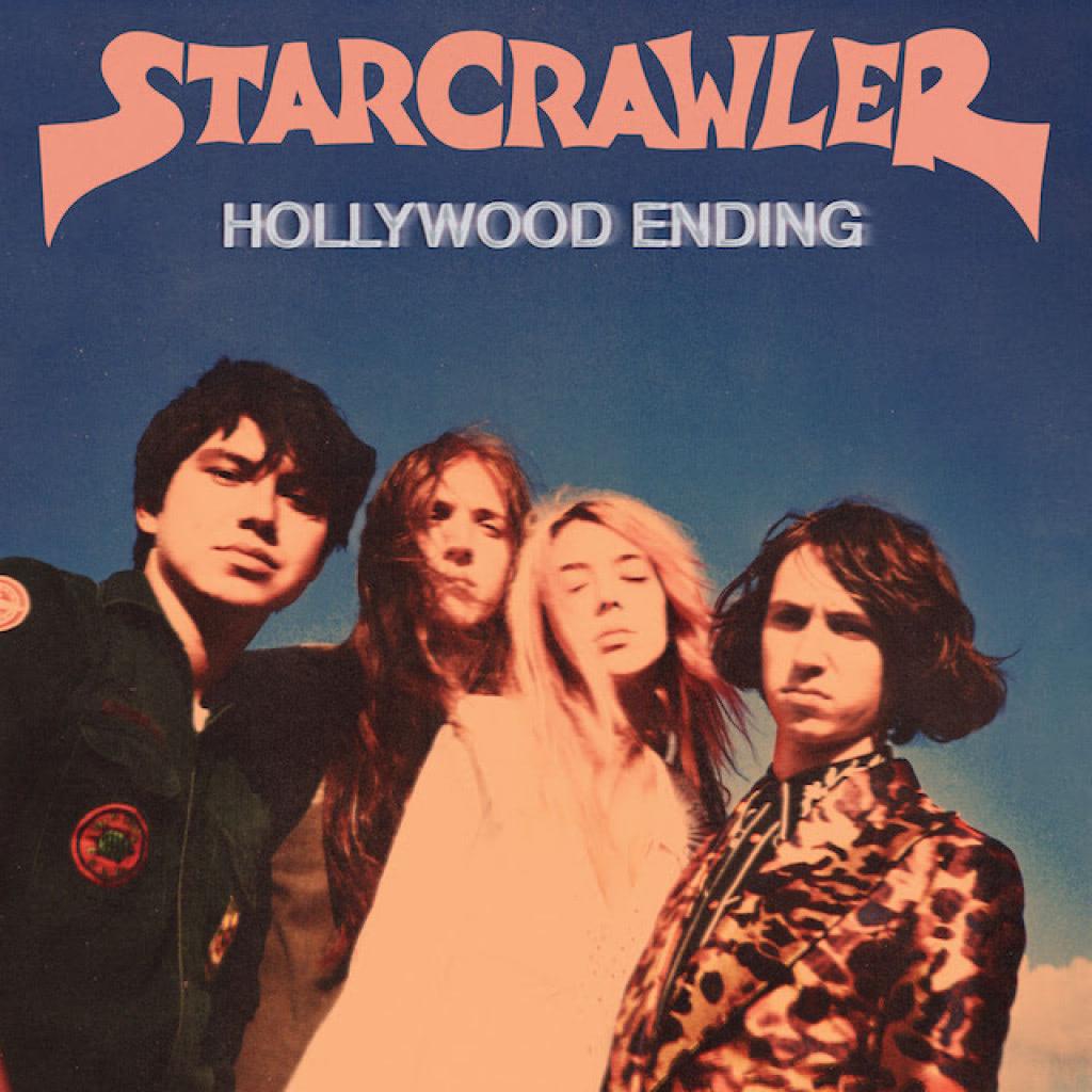 Starcrawler 「Hollywood Ending」