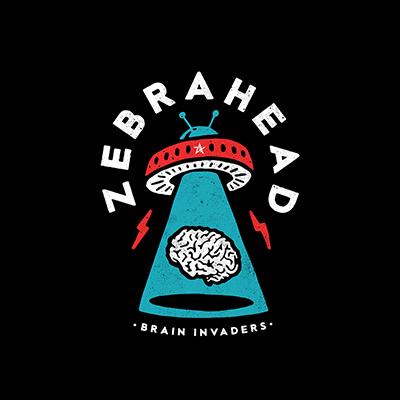 ゼブラヘッド 『ブレイン・インベーダー  ~脳内ジャック』