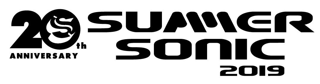 SUMMER SONIC 2019ロゴ