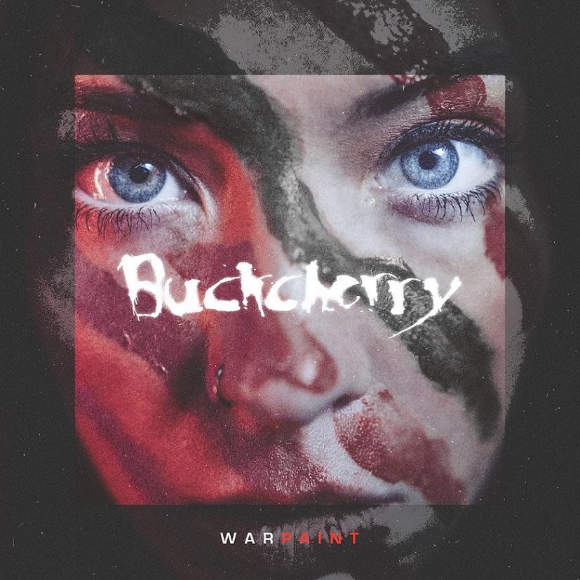 バックチェリー 『ウォーペイント』