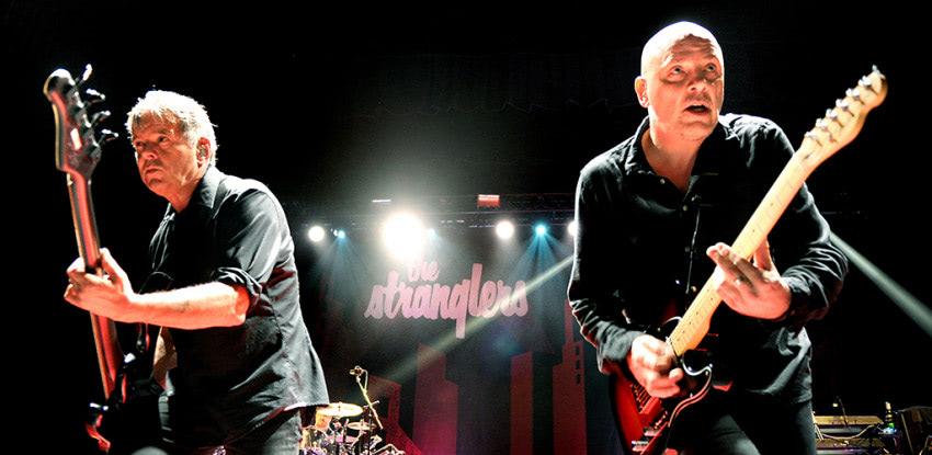 ザ・ストラングラーズが27年ぶり単独来日、11月に東京3公演 | Rolling ...