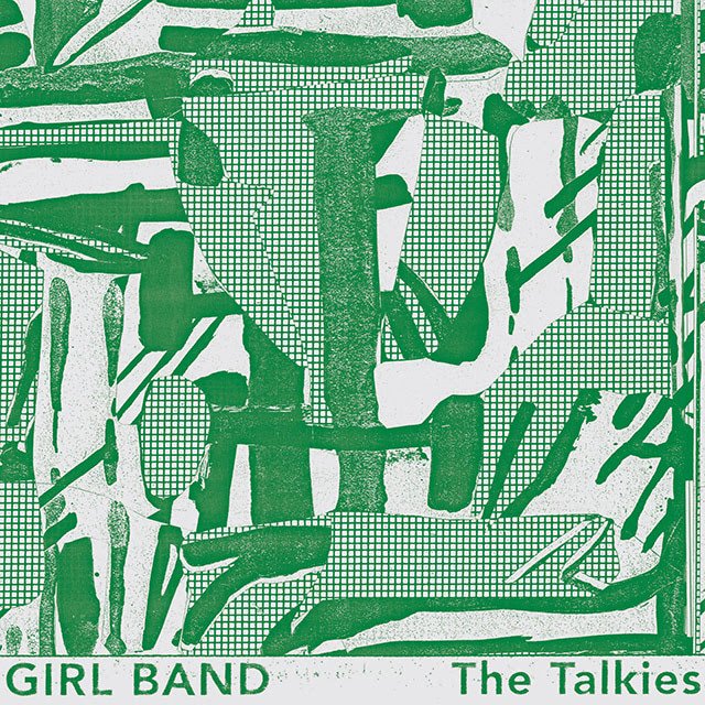 GIRL BAND 『The Talkies』