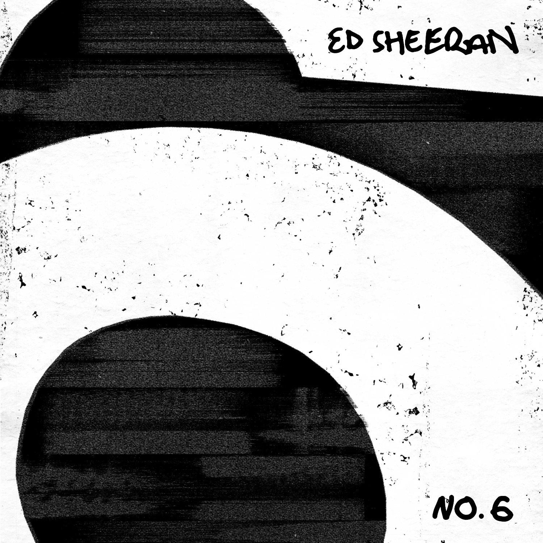 エド・シーラン 『No.6 Collaborations Project / No.6 コラボレーションズ・プロジェクト』