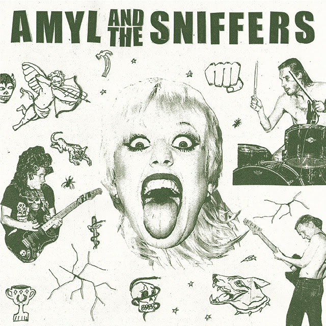 Amyl and The Sniffers 『Amyl and The Sniffers』