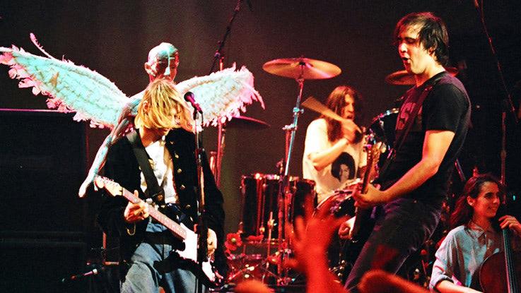 ニルヴァーナ「Live and Loudライブ」が遂にレコード化、ストリーミング配信も決定   Rolling Stone  Japan(ローリングストーン ジャパン)