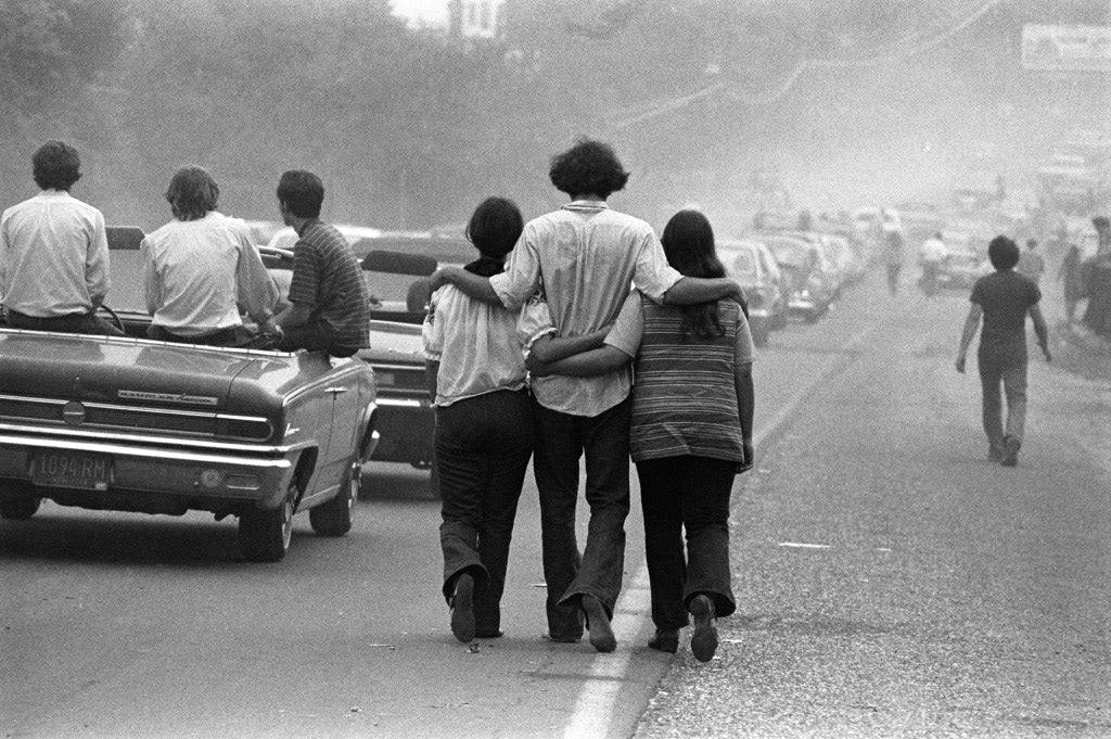 開催から50年、写真で綴る1969年ウッドストック | Rolling Stone Japan ...