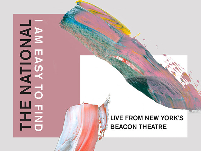 『The National: Live From New York's Beacon Theatre』